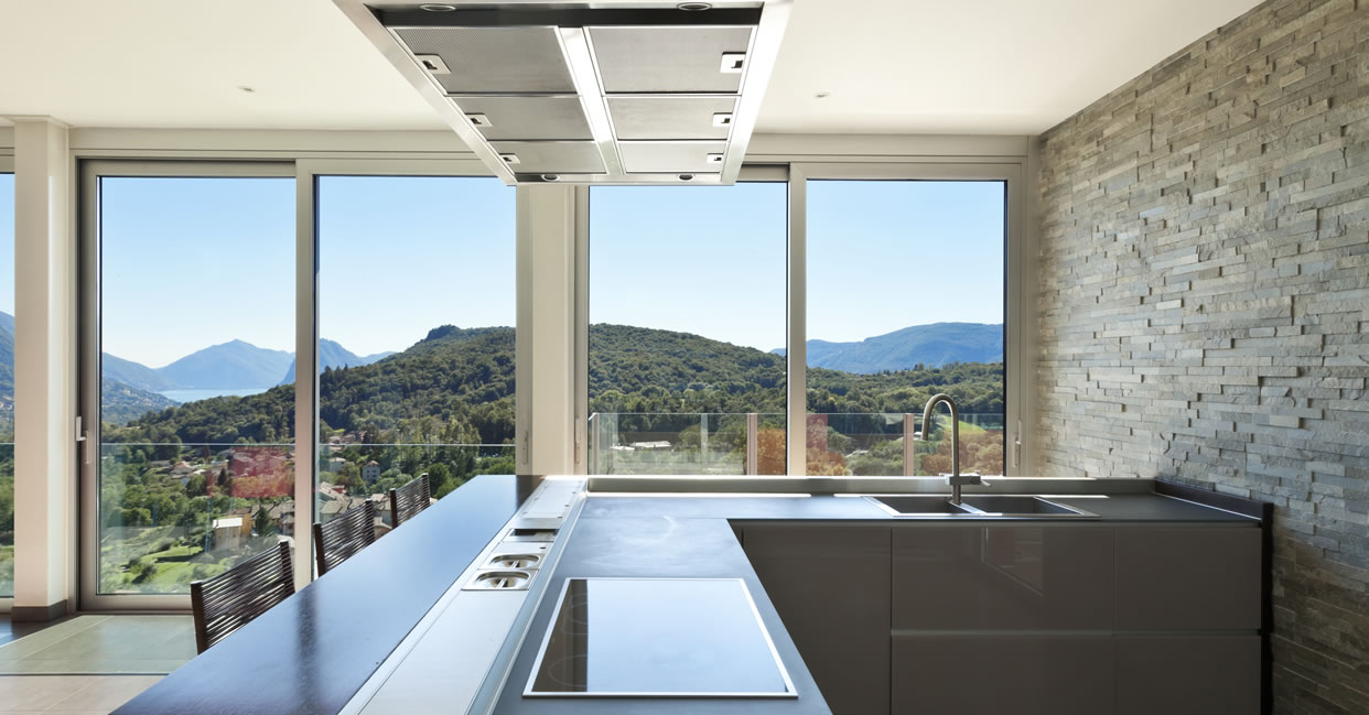 Beautiful Kitchen View Part 28